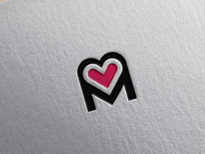 lovely man brand mockup logo mark symbol logo design logo mark logo brand identity