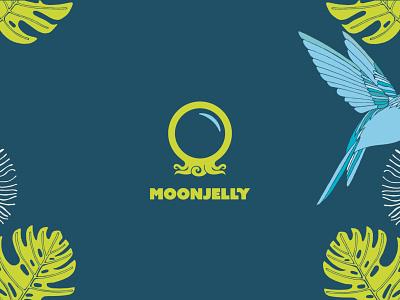 moonjelly logo mark symbol icon moonjelly logo mark design brand mark logo marks minimal illustration design typography product design icon vector icons branding logo mark symbol logo mark logo design brand identity logo