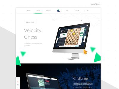 Digital agency redesign