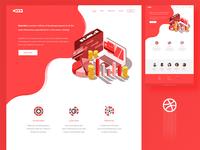 Casino Homepage UI