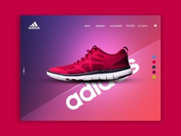 Product Home Page