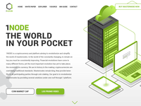 Landing Page One Node