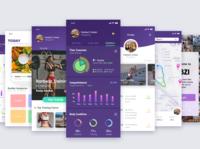 Sport UI Design