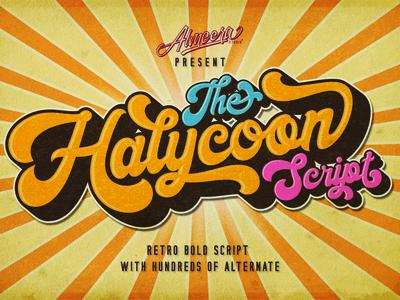 Halycoon script