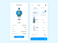 Drop - Water delivery app