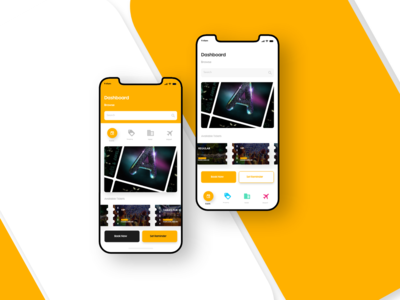 Quick Search Interface uix interface adobexd