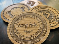 Envy Coaster Christmas