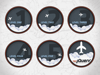 Try jQuery Badges