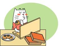 snack-cat