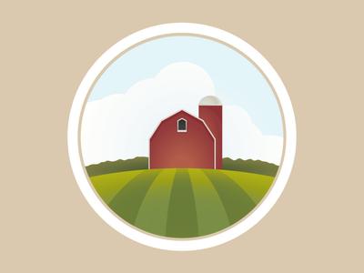 Farm Illustration (work-in-progress)