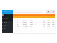 Procurement App — Concept