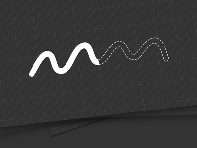 The Squiggle in Development the squiggle squiggle marcusmichaels logo header blueprints