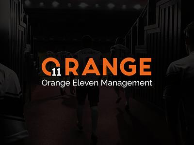O11RANGE Football Management branding logodesign design logo