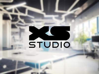 XS Studio branding logodesign design logo