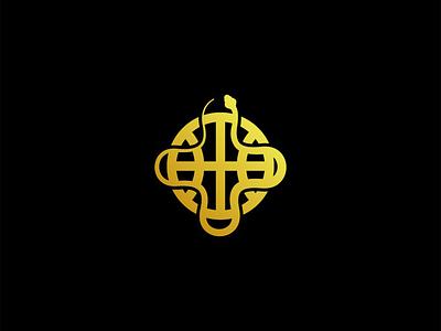 Gold Mamba branding logodesign design logo