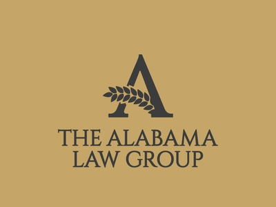 The Alabama Law Group design logo