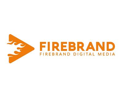 Firebrand Digital Media vector logo design
