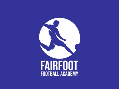 Football Academy footbal logodesign academy football design illustration vector logo