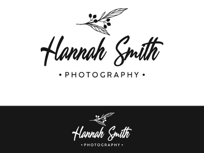 Hannah Smith logodesign design vector illustration logo