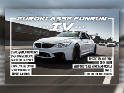 EuroKlasse FUNRUN IV Banner bannerdesign banner design banner design
