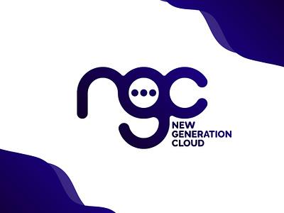 ngc Logo Design illustration design logodesign vector logo