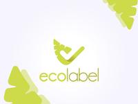 Eco Label Logo Design
