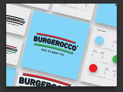 Logo Design | Burger Bar 🍔 branding illustration design restaurant hamburger logo presentation logo logo design burger bar
