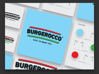 Logo Design | Burger Bar 🍔 branding illustration design restaurant hamburger logo presentation logo logo design burger bar
