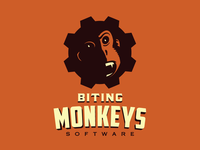 Biting Monkeys Software Logo