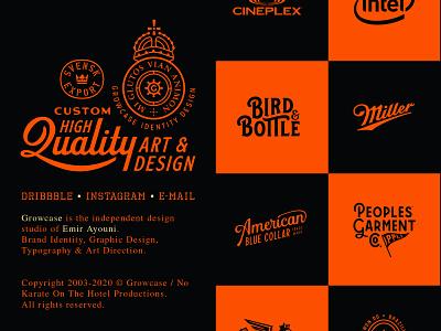 GROWCASE.COM 2020 forefathers case studies case study brand design designer branding logo design designer portfolio growcase