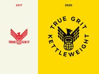 True Grit - Brand overhaul 2017 - 2020