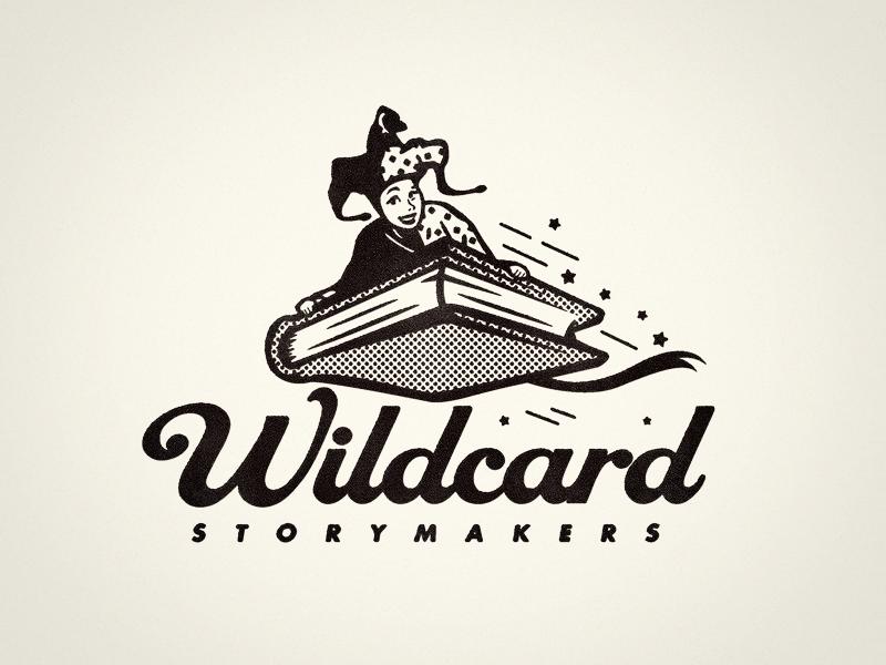 Wildcard storymakers final logo