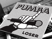 "Pumba - ""Loser"" (Cover Art)"