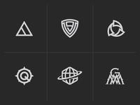 Logomark spread