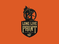 The Prince Ink Co. - Long Live Print