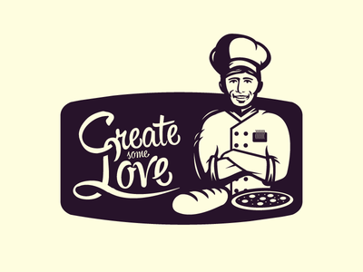 """Baking Steel """"Create Some Love"""" Campaign (Scrapped concept)"""