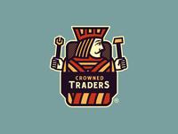 Crowned Traders Logo