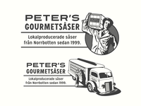 Vinyl Decal Options - Peter's
