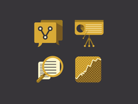 Icons for something