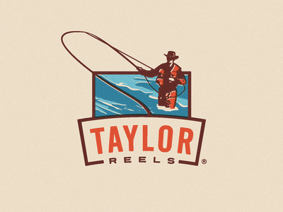 Taylor Reels re-branding concept proposal