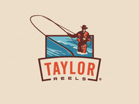 Taylor Reels re-branding concept proposal