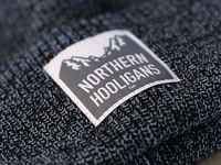 Northern Hooligans™ Embroidered Patch