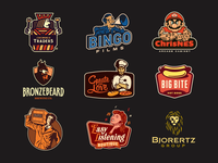 Logos - A Collection in Full Color