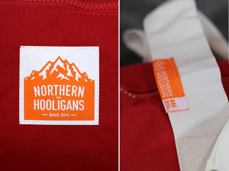 Northern Hooligans Bag Division - Teaser growcase logo design logo designer logo sub branding northern hooligans bag division