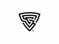 S.S.C. Monogram Crest