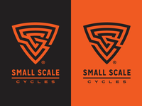 S.S.C. Small Scale Cycles - Brand Identity