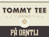 Tommy tee pa orntli cover
