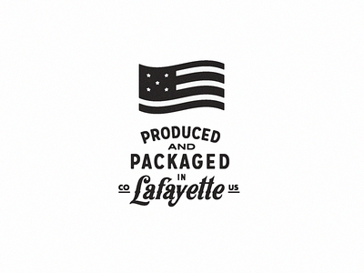 Produced And Packaged the august beard growcase colorado lafayette united states oil balm flag packaging beard