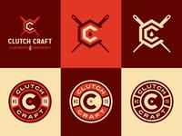 Clutch Craft Logo Explorations