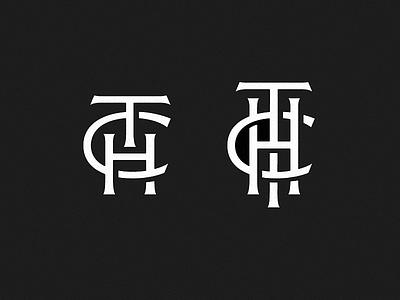 TCH Monogram growcase logo logotype brand identity monogram tch the creative handyman